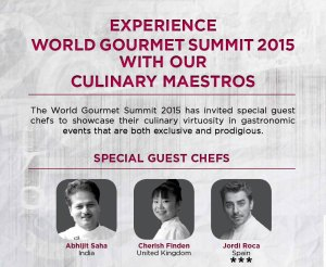Guest Chefs at WGS 2015